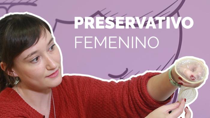 Preservativo femenino - Educación sexual